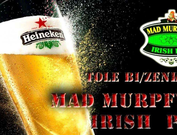 Mad Murphy`s Irish Pub, фото 4
