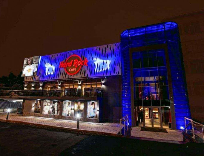 Hard Rock Cafe, фото 6