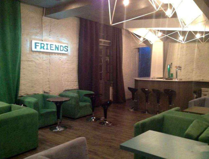 Friends Cocktail Bar