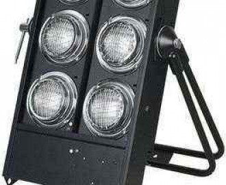 Аренда Stage lighting blinder 8